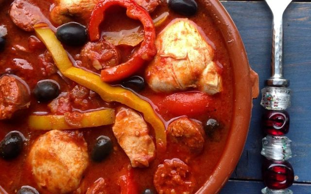 Spanish Chicken